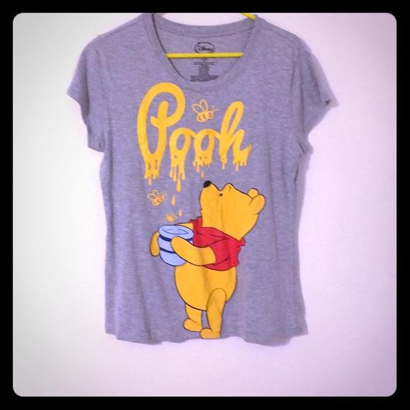 d1e184b2 Disney Tops | Winnie The Pooh Graphic Tee 1x | Poshmark
